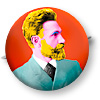 August Bebel Sticker